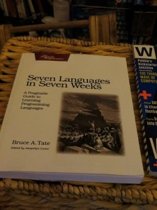 Seven Languages in 7 Weeks